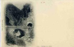 CPA 73 GORGES DE L'ARLY - France