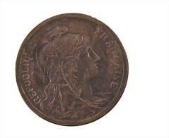 2 Centimes  - Dupuis - 1911 - Bronze - TTB - B. 2 Centesimi