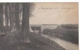 35  VIVIER Sur MER  Chemin Bord De L' Eau Au PONT D' ANGOULEME - Francia