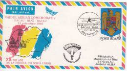 Romania 1993 Airmail - Aéreo