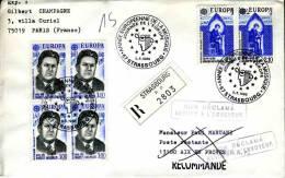 FRANCE - STRASBOURG 1985 - ANNEE EUROPEENNE DE LA MUSIQUE - Music