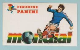 FOOTBALL MONDIAL FIGURINE PANINI SPORT - AUTOCOLLANT - Autocollants