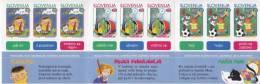 416. Slovenia, 2000, Kids, Booklet, MNH - Slovénie