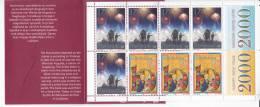 415. Slovenia, 1999, Christmas And New Year's Booklet, MNH - Slovénie