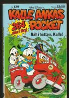 WALT DISNEY Donald Duck In Swedish 1990 264 Pages - Books, Magazines, Comics