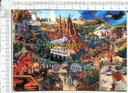 EURODISNEY  -  Frontierland - Disneyland
