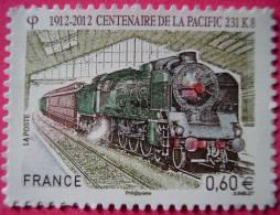 Pacific 231 Adhésif - France