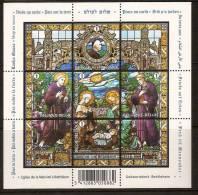 BELGIUM, 2008 Mi BL 138** Christmas – Birth Of Jesus In Betlehem [2922] - Christendom