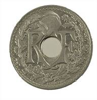 25 Centimes -   Lindauer - 1915 - Cu.Ni. - TB+ - F. 25 Centimes