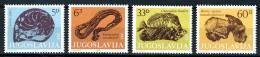 1985 - JUGOSLAVIA - JOGOSLAVIJA -  JUGOSLAWIEN - Catg. Mi. Nr. 2092/95 - MNH - (H02012012...) - Ungebraucht