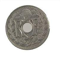 25 Centimes -   Lindauer - 1914 -  Cu.Ni. - TB+ - F. 25 Centimes
