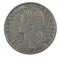 25 Centimes -    Patey Carré  - 1903 - Ni. - TB+ - F. 25 Centimes