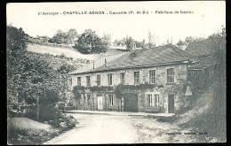 63 LA CHAPELLE AGNON / Carcasse, Fabrique De Lacets / - France