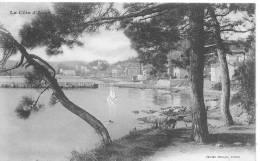 LE LAVANDOU : Le Port - CPA Postée En 1909 - Le Lavandou