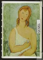Modigliani Nu A La Chemise - Italie