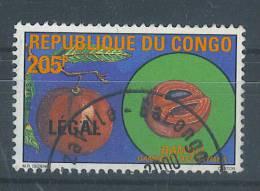 VEND TIMBRE DU CONGO ( BRAZZAVILLE ) N° 1556 , COTE : ?, !!!! - Afgestempeld
