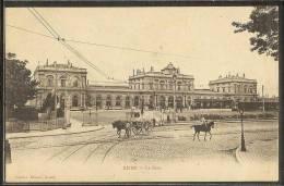 - CPA 51 - Reims, La Gare - Reims