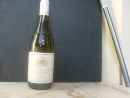 VIN - BOURGOGNE BLANC - CUVEE DAME GAELLE - 1998. - Champagne & Schuimwijn