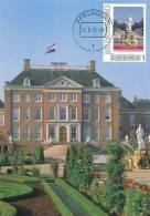 D09080 CARTE MAXIMUM CARD 2011 NETHERLANDS - PALACE APELDOORN - VENUS FOUNTAIN CP ORIGINAL - Architecture