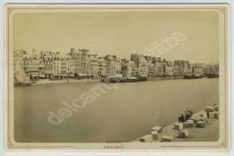 Cabinet 1870-80. Le Havre. Grand Quai. - Anciennes (Av. 1900)