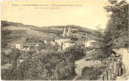 07/CPA - La Louvesc - Vue Partielle - La Louvesc