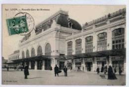 69 LYON  NOUVELLE GARE DES BROTTEAUX - Bahnhöfe Ohne Züge