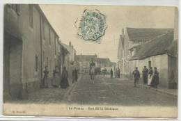 LE PERRAY (YVELINES - 78) - CPA - RUE DE LA BRELOQUE - Le Perray En Yvelines