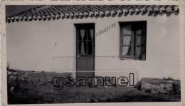 D-85 - Photographie Originale  - Ile De Noirmoutier La Fosse 1950. - Format 11 Cm Par 6,5 Cm Env. - (scan Recto-verso). - Photos
