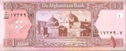 BANCONOTA DELL´AFGANISTAN - 1 Afgani - Afghanistan