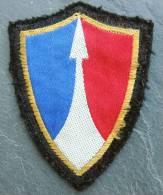 Ancien Patch à Coudre (écusson) Du 2° Corps D´armée MUET - Patches