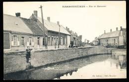 80 HARBONNIERES / Rue De Morcourt / - France