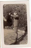 AK BOGENSCHIESSEN ARCHERY YOUNG Fires A Rifle ,JUNGE  Feuert Eine Gewehr FOTOGRAFIE OLD POSTCARD - Tir à L'Arc
