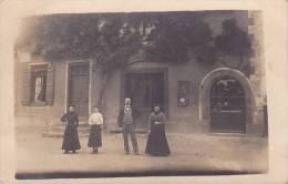 21154 Carte Photo Sans Indications . Peut Etre Fontenay Saint Pere. Granville. France - A Identifier