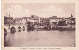 21156 CHABANAIS - Vue Sur La Vienne Et Quartier Saint Sébastien -    éd Lameuniere, MYL 6 - France