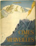 Cimes Et Merveilles / Samivel - Livres Parlés