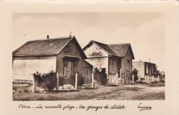 PIROU : LA NOUVELLE PLAGE- UN GROUPE DE CHALETS - Frankreich