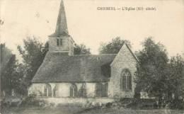 52 CHOISEUL - L EGLISE - France