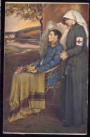 RED CROSS    1919        AK - Rotes Kreuz