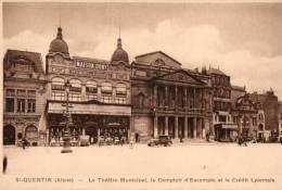 SAINT QUENTIN - Saint Quentin