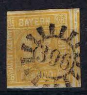 Deutschland, Bayern, Mi 7 Used/cancelled