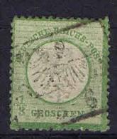 Deutschland, 1872, Mi 2 A, Used/cancelled, Kleiner Brustschild - Oblitérés