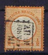 Deutschland, 1872, Mi 14  Used/cancelled, - Germany