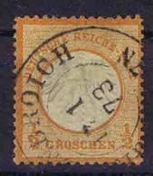 Deutschland, 1872, Mi 14  Used/cancelled, - Deutschland
