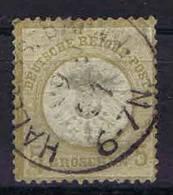 Deutschland, 1872, Mi 22 , Used / Cancelled Grosser Brustschild, - Germany