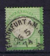 Deutschland, 1872, Mi 23 A , Used / Cancelled Grosser Brustschild, - Germany