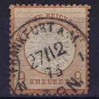 Deutschland, 1872, Mi 27  Cancelled Grosser Brustschild, - Germany