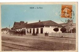 59 CPA HAM LA GARE - Frankreich