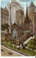 3503/A/FP/12 - NEW YORK (U.S.A.) - Trinity Church - Non Classés