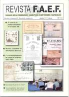 REVISTA FAEF JUNIO 2011 EL USO DE LA PALABRA FILOTELIA EN EL SIGLO XIX POR ANTHONY  VIRVILIS MUSICA Y FILATELIA POR GIAN - Tijdschriften