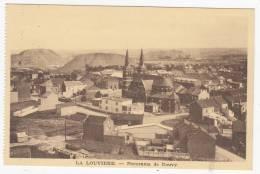 La Louvière - Panorama De Bouvy - L´Edition Belge, Bruxelles - Carte D´un Carnet - La Louvière